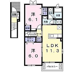 上里町七本木アパート(仮称)