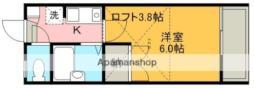 東北本線 安積永盛駅 徒歩24分
