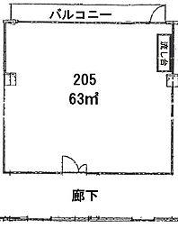 佐伯テクノハウス   205号
