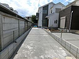 青梅市東青梅1丁目 新築分譲住宅全3棟 C棟