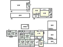 草津線 貴生川駅 バス71分 山内小学校下車 徒歩1分