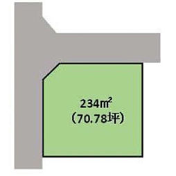 上里町七本木土地