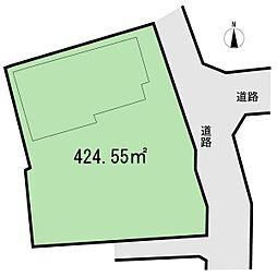 三島市徳倉二丁目売土地(古家付)