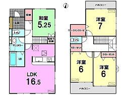 新築戸建 グラファーレ鯏浦町4期全1棟1号棟