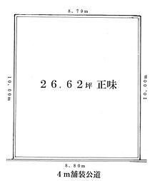 新京成電鉄 二和向台駅 徒歩13分