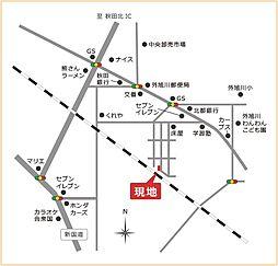 むつみガーデン 外旭川八幡田A (売土地)