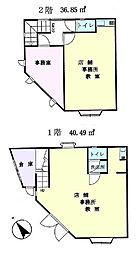 南古谷倉庫付貸店舗、事務所