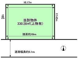 阪急箕面線 箕面駅 徒歩5分