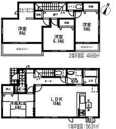 名鉄瀬戸線 三郷駅 徒歩10分