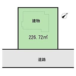 芙蓉台三丁目売土地(古家付)