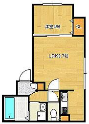 南7西25マンション B棟