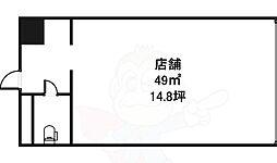 近鉄生駒線 一分駅 徒歩4分