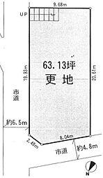 常磐線 柏駅 バス8分 刈込坂下車 徒歩4分
