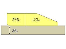 東海道・山陽本線 宝殿駅 バス7分 神吉下車 徒歩3分