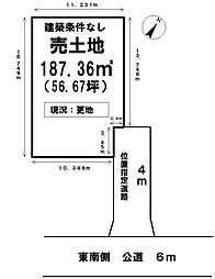 江戸川区東小岩3丁目売土地