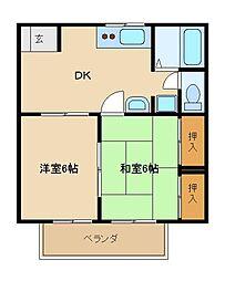 近鉄奈良線 若江岩田駅 徒歩8分