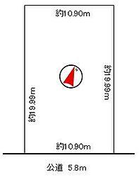 室蘭本線 苫小牧駅 バス28分 ときわ2丁目下車 徒歩6分
