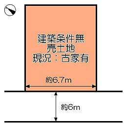 山陰本線 太秦駅 徒歩12分