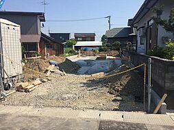 福井市森田北東部土地区画整理事業 新築一戸建て