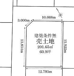 木更津市高柳 売地 9区画(全12区画)