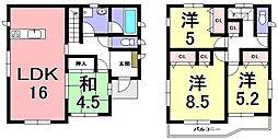 新築戸建 吉野町4棟 第14-4号棟