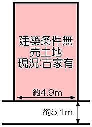 阪急京都本線 桂駅 徒歩18分