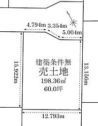 木更津市高柳 売地 8区画(全12区画)