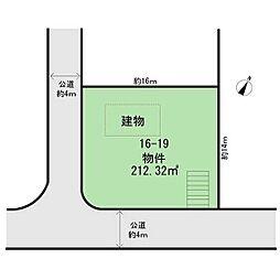 三島市芙蓉台三丁目 売土地(古家付)