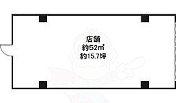 近鉄生駒線 菜畑駅 徒歩1分
