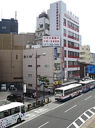 長崎電気軌道1系統 長崎駅前駅 徒歩2分