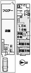 小倉町堀池店舗付き住宅