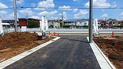 2線3駅利用可能な全6区画の開発分譲地 野塩4丁目