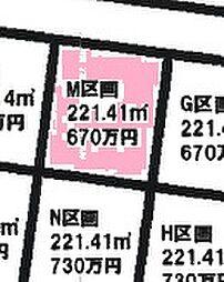 伊勢崎市国定町(M区画) あずま北小・あずま中学校エリア 望月