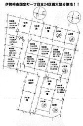 伊勢崎市国定町の土地R区画