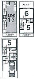 京阪宇治線 観月橋駅 徒歩12分