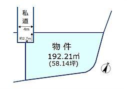 三島市長伏売土地