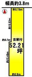 京都地下鉄東西線 二条城前駅 徒歩15分