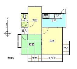 桃山住宅 三号