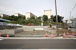 「洋光台」駅徒歩9分 建築条件付売地(2) 全4区画現場