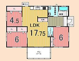 外房線 茂原駅 バス13分 江本坂上下車 徒歩5分