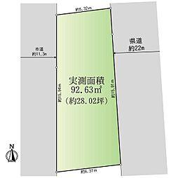 武蔵野線 吉川駅 徒歩7分