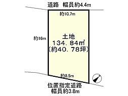 京阪石山坂本線 瓦ヶ浜駅 徒歩12分