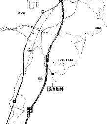 バス ****駅 バス 郊外バス 田中橋下車 徒歩17分