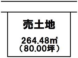 那賀川町日向 売土地