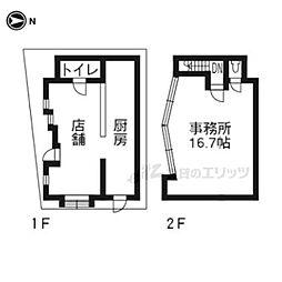 京都地下鉄東西線 椥辻駅 徒歩11分