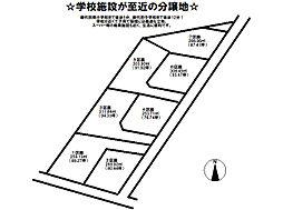 売土地 御代田 東林1 分譲地 区画