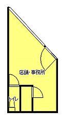 岡山電気軌道東山本線 西大寺町駅 徒歩4分