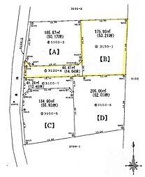 熊谷市岡4区画分譲地B 岡部西小学校・岡部中学校区域 小学