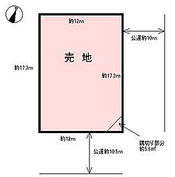 大阪市営谷町線 関目高殿駅 徒歩13分