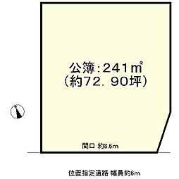 京阪石山坂本線 穴太駅 徒歩12分